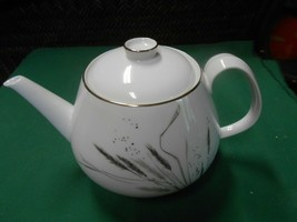 "Magnificent ROSENTHAL Selb-Plossberg Bavaria Germany Ceres ""Wheat"" .TEA POT 6"" - $45.13"