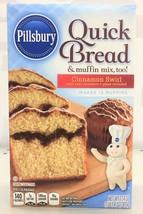 Pillsbury Cinnamon Swirl Quick Bread & Coffee Cake Mix 17.4 oz - $5.17