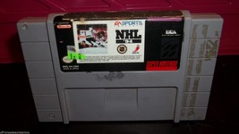 NHL '94  SUPER NINTENDO ENTERTAINMENT SYSTEM GAME SNS 4H USA Rare - $3.99