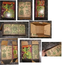 Mattel Krusher Monster Toy Box EMPTY BOX 1979 - $59.99