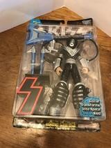 "McFarlane Toys KISS: Ace Frehley 1997 8"" action figure NOS Guitar Transf... - $15.00"