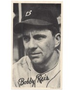 1936 Goudey Wide Pen Premiums R314 #A87 Bobby Reis - Boston Bees (with L... - $19.56