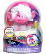 Tara Toys Trolls Design A Poppy - $18.80
