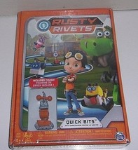 Spin Master  New Factory Sealed Rusty Rivets Quick Bits Board Game - $11.66