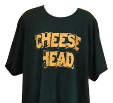 New Hanes Comfort Soft Unisex Cotton Cheese Head T-Shirt Xl - £10.24 GBP