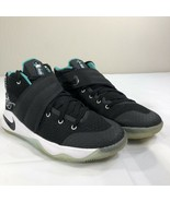 Nike Kyrie Irving II 2 Basketball Shoes Red Velvet Boys GS Youth 5y Cavs... - $36.00