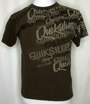 Quiksilver Youth Graphic T-Shirt Size Medium M #A57 - $6.88