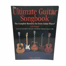 Sheet Music Book Ultimate Guitar Songbook - $22.24