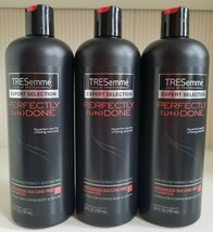 (3) Tresemme Perfectly Undone Shampoo Weightless Silicone Free Shampoo 25oz New - $59.40
