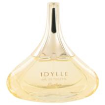 Guerlain Idylle Perfume 3.4 Oz Eau De Toilette Spray image 1