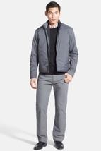Michael Kors CU32249AW9 Men's Derby Grey Trim Fit 3-in-1 Jacket Vest Coa... - $95.99