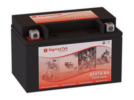 Aprilia 450CC SVX450 (2010) Battery Replacement By SigmasTek Brand - $26.61