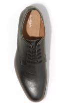 Goodfellow & Co Men's Black Faux Leather Benton Oxford Dress Shoes NEW image 3