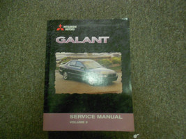 2000 Mitsubishi Galant Service Repair Shop Manual Factory Oem Vol 3 Book 00 Deal - $39.62