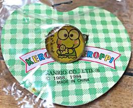 Sanrio Vintage Kero Kero Keroppi Ring 1994 Retro New Rare Cute - $63.20