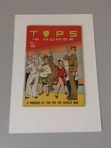 Tops in Humor (1944) #2 VF Very Fine - $201.96