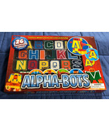 Lakeshore ALPHA-BOTS Alphabet Transformers Toy - Complete Set - New in Box - $31.18