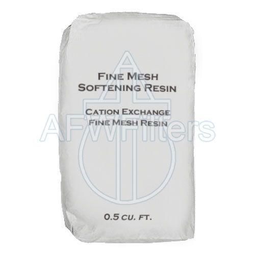 Softening Resin (Fine Mesh) - 0.5 cu ft - $90.85