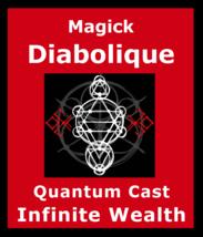 btt Diabolique Ritual Ultra Prosperity Wealth Money Betweenallworlds Spell - $200.00