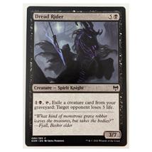 Kaldheim Magic The Gathering Card: Dread Rider 089/285 - $1.90