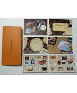 LOUIS VUITTON POST CARD Seal Sticker Novelty Osaka Limited - $36.47