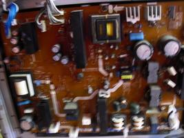 v28a000962a1  power  board   for  toshiba   46xv645u - $99.99