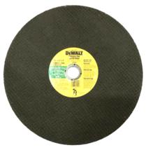 """Dewalt DW8008 12""""x1/8""""x1"""" Concrete / Masonry Stationary Saw Cut-Off Whee... - $29.70"""