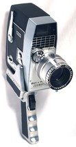 BELL HOWELL Zoomatic Director Magazine Vintage Movie 8mm Film Camera Pis... - $61.20