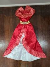 "Disney Princess Elena of Avalor 38"" My Size Doll REPLACEMENT Dress  - $19.34"