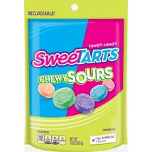 SweeTARTS Chewy Sours Resealable Bag, 11 Ounce - $9.79