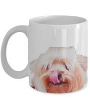 "Puppy Coffee Mugs ""Dog Tongue Coffee Mug"" Great Dog Mug Gift For Dog Lovers - $14.95"