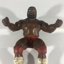 WWF LJN Junk Yard Dog Thumb Wrestler Action Figure WWE 80's VTG WCW 1985 - $19.79