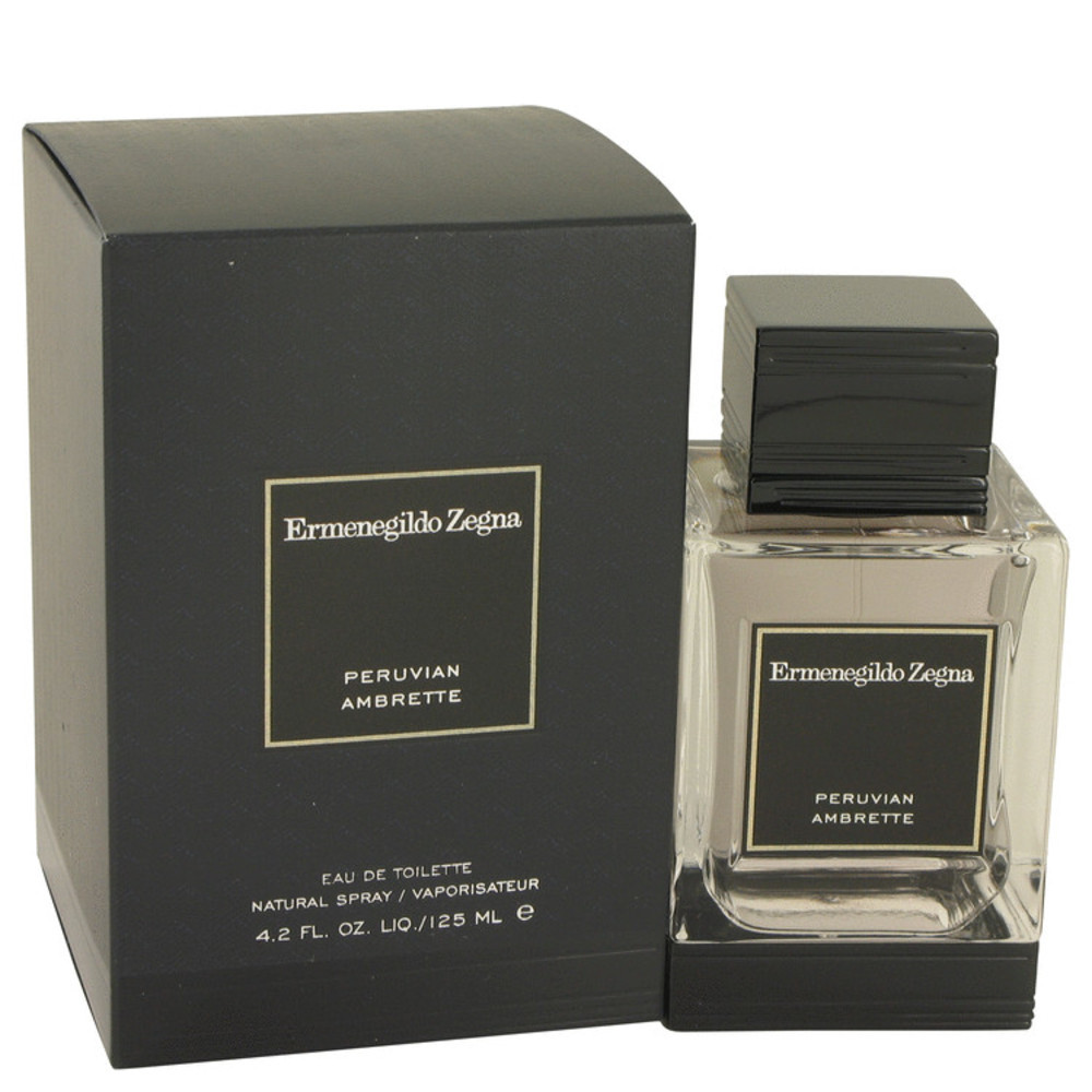 Peruvian Ambrette By Ermenegildo Zegna Eau De Toilette Spray 4.2 Oz For Men - $210.89