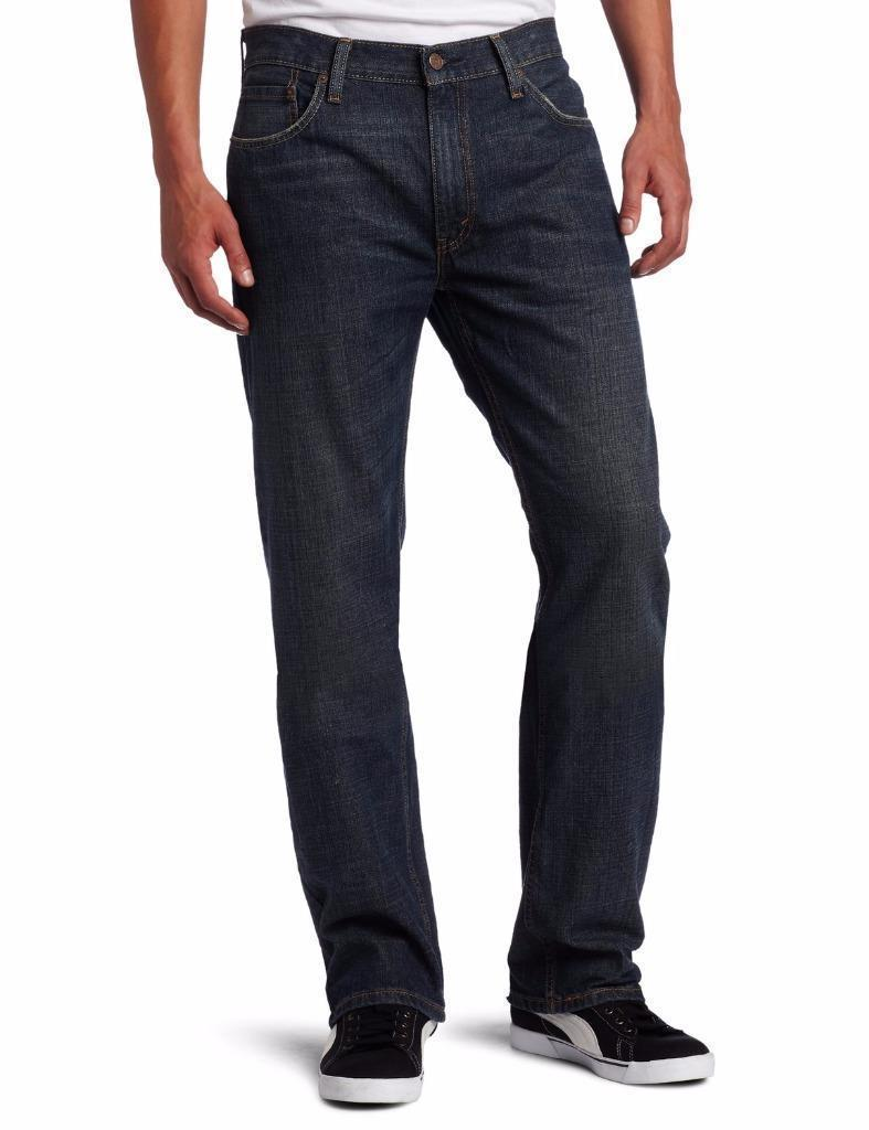 NEW LEVI'S STRAUSS 505 MEN'S ORIGINAL REGULAR FIT RANGE JEANS PANTS 505-2765