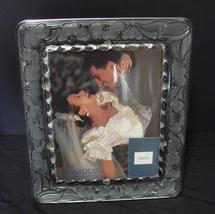 Waterford Marquis Crystal Floral Etched Frame 8 x 10  Product of Germany  - $32.00