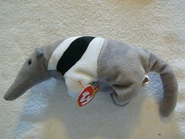 """Ty Beanie Babies Retired RARE!! """"ANTS"""" With Tag Errors Mint Condition - $140.24"""