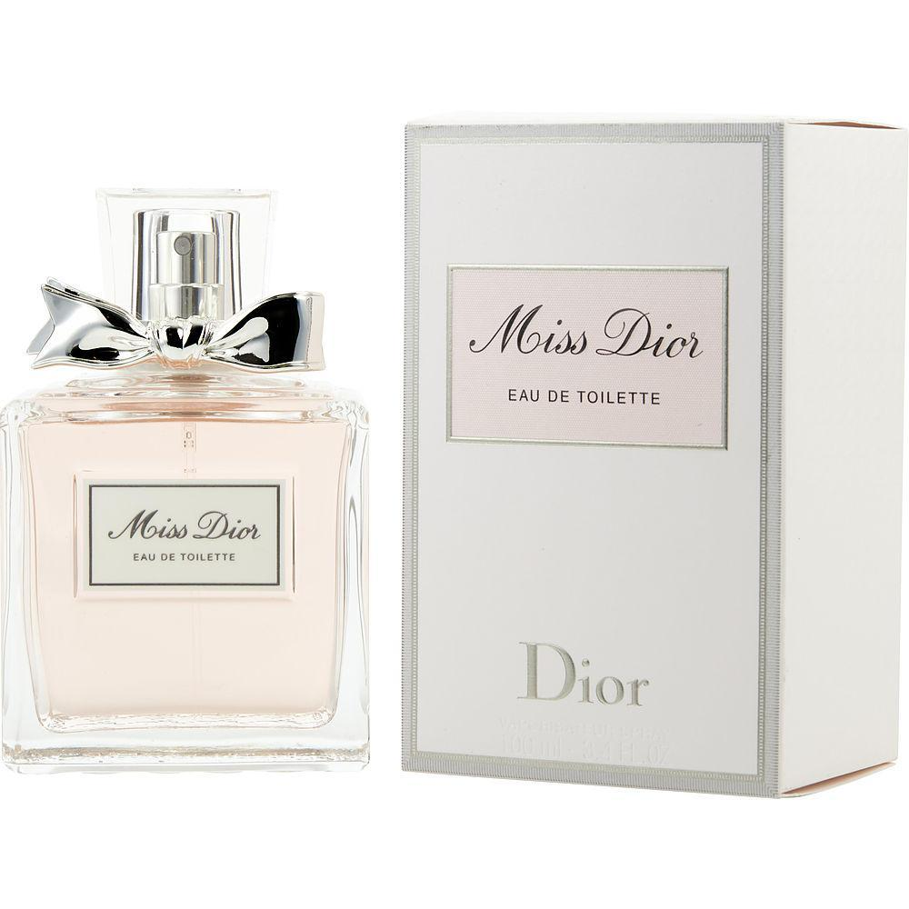 MISS DIOR (CHERIE) by Christian Dior EDT SPRAY 3.4 OZ 100% Authentic - $109.20