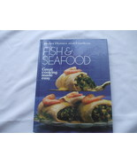 Fish and Seafood Hardcover CookBook By Better Homes And Gardens  - $19.99