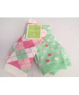 2 Pair of Crew Socks - NEW - Size 9-11 - $3.50