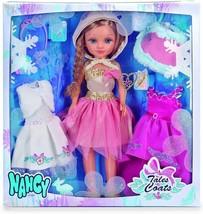 Nancy - N Gauge Building Kit Of Three Dresses Fairytale With Doll (Famos... - $226.57