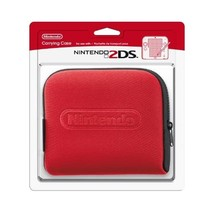 Nintendo 2DS Carrying Case - Red (for Nintendo 2DS)  - $76.00