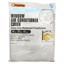 Frost King AC3H Outside Window Air Conditioner Cover, 18 x 27 x 22-Inch - $8.74