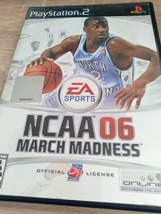 Sony PS2 NCAA 06 March Madness~COMPLETE image 1