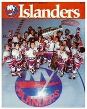 NHL 1981 Stanley Cup Champion New York Islanders Color 8 X 10 Photo Picture - $5.63