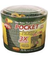 Pocket Hose 75-feet 3X Stronger Ultra Expandabl... - $19.99
