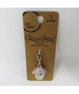 Bead Landing Charmalong Charm - Cupcake - $6.99