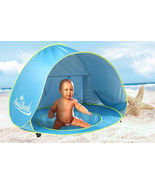 Monobeach Baby Beach Tent Pop Up Portable Shade Pool Uv Protection Sun S... - $41.57