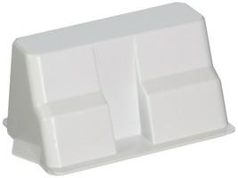 Genuine OEM Whirlpool Refrigerator Air Return Cover 61006081 - $41.58