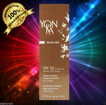 Yonka Solar Care Sunscreen Cream SPF 50 1.7oz(50ml) - $48.99