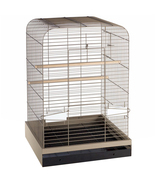 Prevue Hendryx Prevue Pet Products Madison Bird Cage - Putty 961-PP-124PUT - $157.28